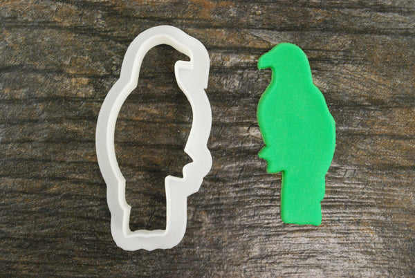 Parrot Cookie Cutter