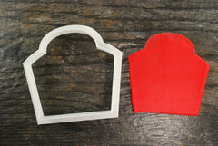 Large Bag / Purse Cookie Cutter
