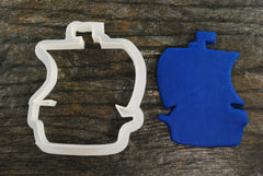 Pirate Ship Cookie Cutter