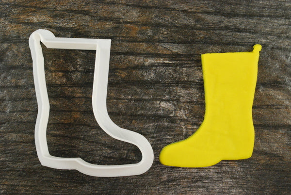 Rainboots Cookie Cutter
