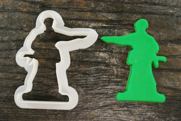 Toy Soldier Cookie Cutter