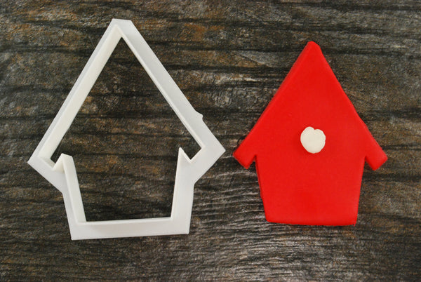 Birdhouse Cookie Cutter