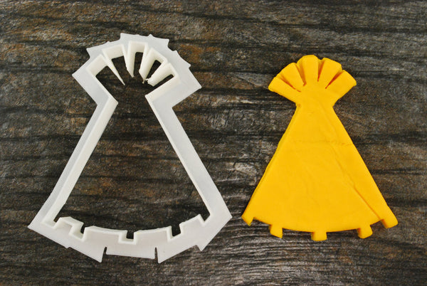 Tipi Tent Cookie Cutter