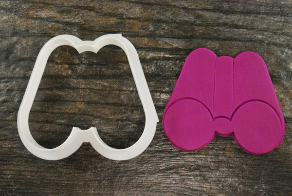 Binoculars Cookie Cutter