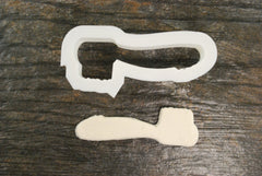 Toothbrush Cookie Cutter