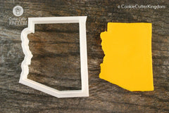 Arizona State Cookie Cutter