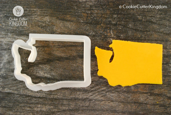 Washington State Cookie Cutter