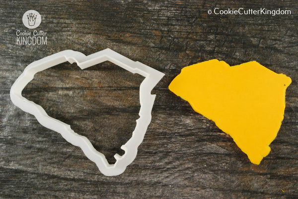 South Carolina State Cookie Cutter