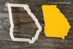 Georgia State Cookie Cutter