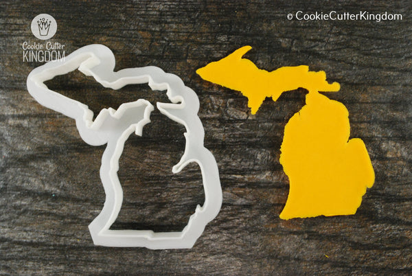 Michigan State Cookie Cutter