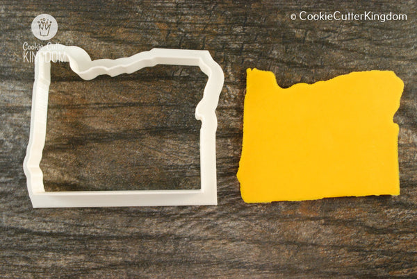 Oregon State Cookie Cutter