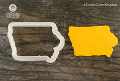 Iowa State Cookie Cutter