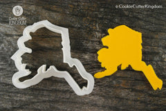 Alaska State Cookie Cutter