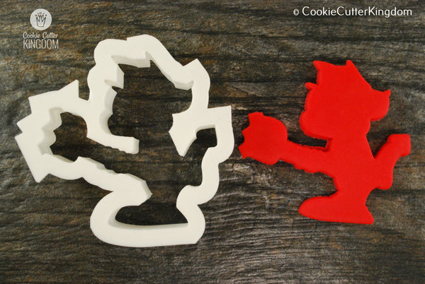 Little Devil Cookie Cutter
