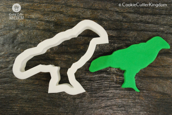 Crow or Raven Cookie Cutter