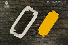 Halloween Candy Cookie Cutter