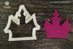 Big Haunted House Cookie Cutter