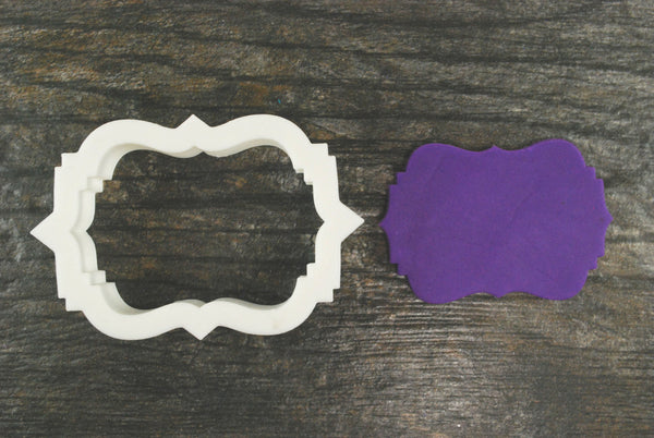 The Aztec Plaque Cookie Cutter