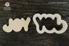 Christmas JOY Cookie Cutter