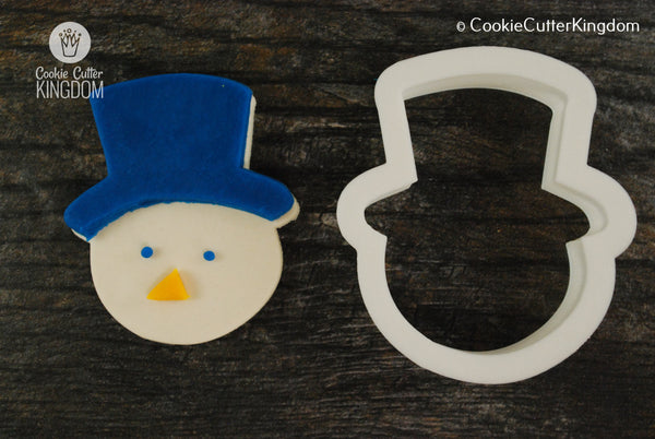 Snowman Head Cookie Cutter