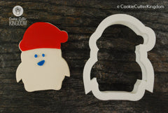 Cute Penguin Cookie Cutter