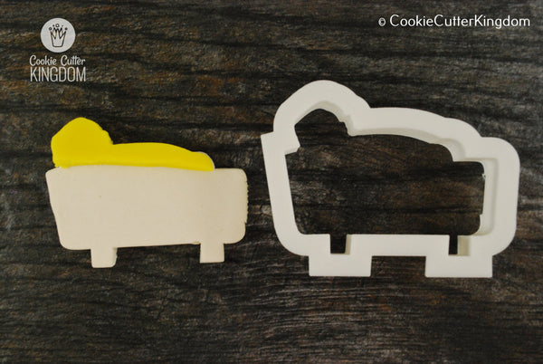 Nativity Baby Jesus Cookie Cutter