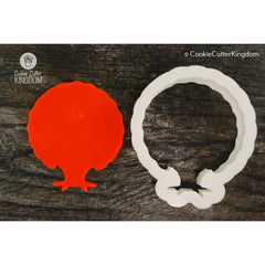 Thanksgiving Turkey Cookie Cutter
