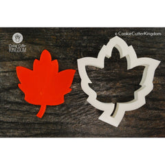 Autumn Leaf Cookie Cutter