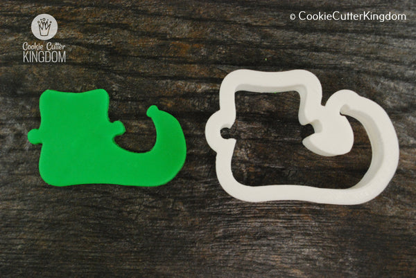 Elf Shoe Cookie Cutter