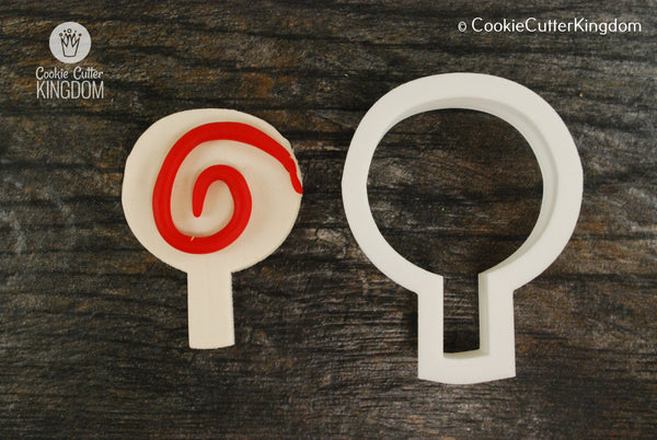 Lollipop Cookie Cutter
