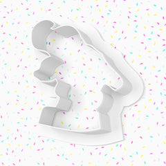 Circus Elephant Cookie Cutter
