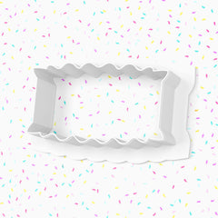Garter Cookie Cutter