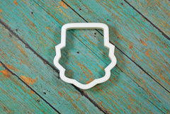 Leprechaun Face Cookie Cutter