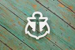 Anchor Nautical Cookie Cutter