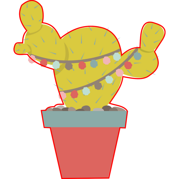 Holiday Cactus 5