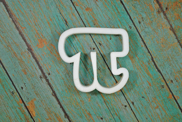 Pi Math Symbol Cookie Cutter