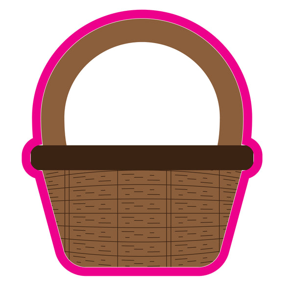 Picnic Basket Cookie Cutter
