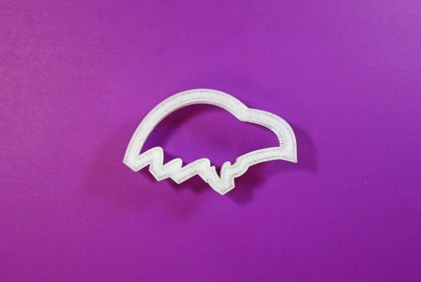 Ravens Logo Cookie Cutter