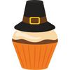 Thanksgiving Cupcake 12