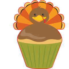 Thanksgiving Cupcake 13
