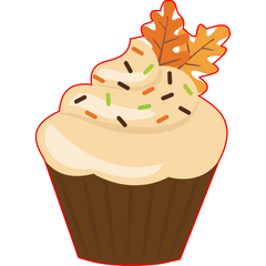 Thanksgiving Cupcake 14