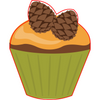 Thanksgiving Cupcake 15