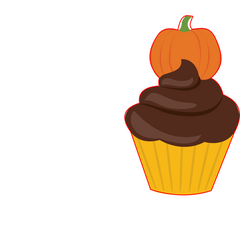 Thanksgiving Cupcake 1