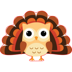 Thanksgiving Owl 2