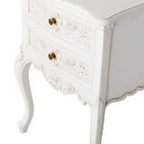 Bedside Table French Rococo Design Bedroom