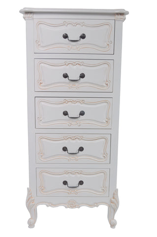 Tallboy 5 Drawer
