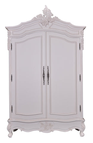 French Armoire/ Linen Cupboard