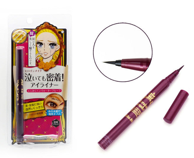 Kiss me heroine smooth eye liner