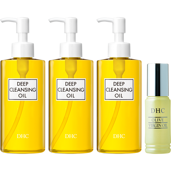 DHC Cleansing Oil Set
