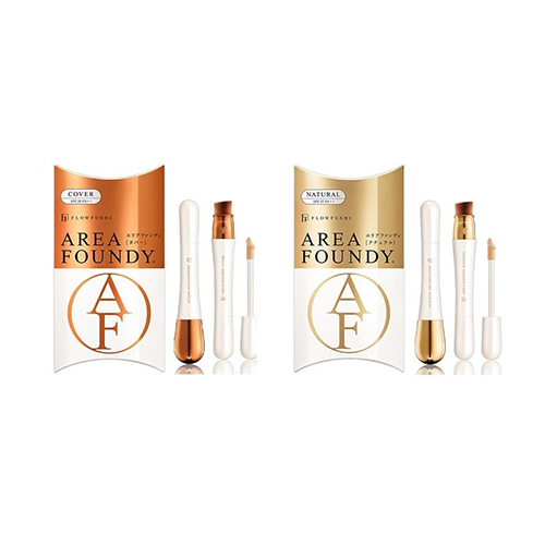 Flow Fushi Area Foundy Concealer
